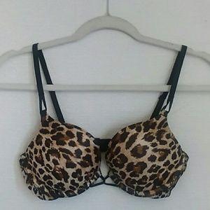 Victoria's Secret Intimates & Sleepwear - VS miraculous plunge extreme push up bra 34B